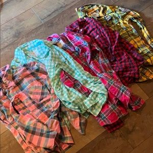 Bundle of Aeropostale shirts